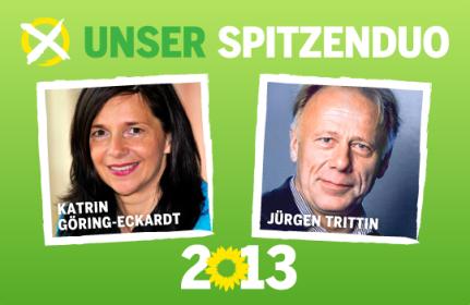 Urwahl Grünen