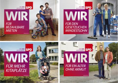 Plakate-SPD