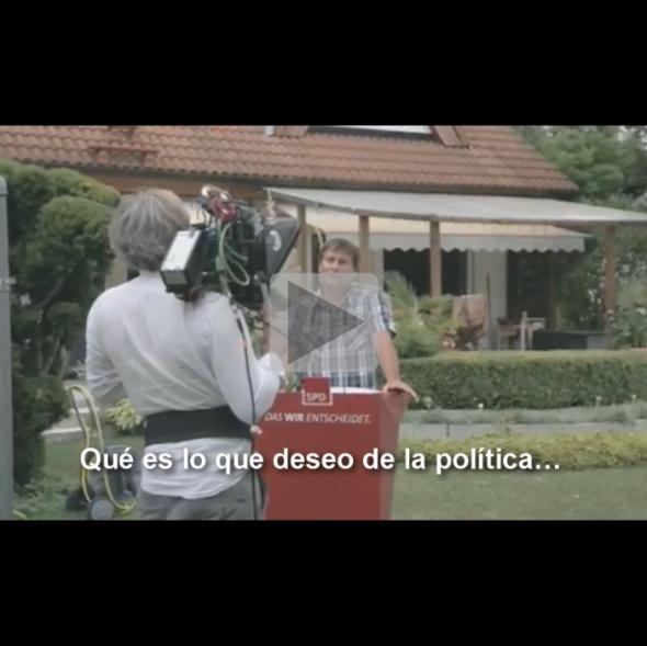 SPD Spot elecciones 2013 electoral