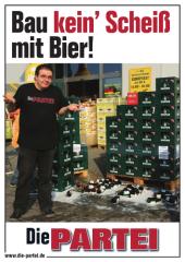 """Berlin 2011: """"¡No jodan con la cerveza!"""""""