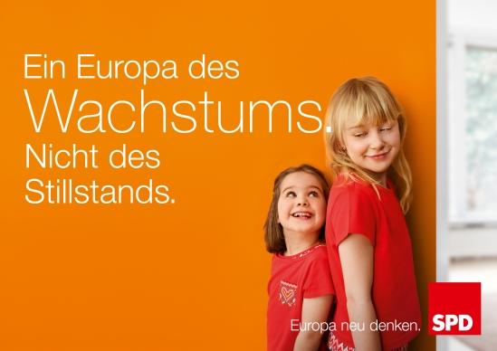 """""""Una Europa del crecimiento y no del estancamiento"""""""