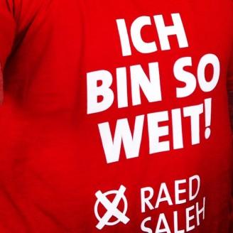 camisa saleh alemania slogan