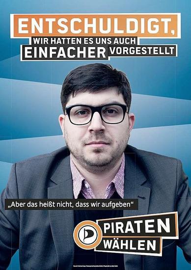 Piraten Berlin Alemania elecciones piratas