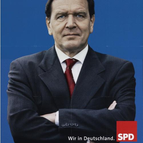 afiche-schröder-spd-eleccio