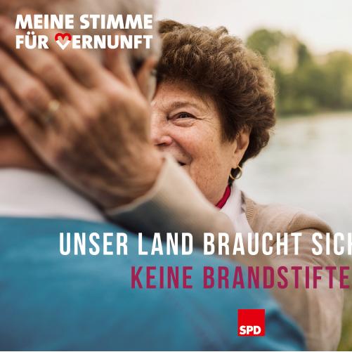 spd refugiados campaña alemania