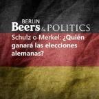 ¿Merkel o Schulz? ¿Quién ganará las elecciones alemanas?