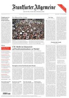 Frankfurter Allgemeine - 26.3.2018