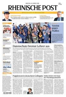 Rheinische Post - 26.3.2018