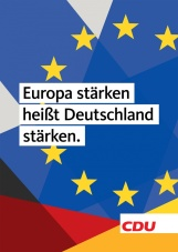 """""""Fortalecer a Europa significa fortalecer a Alemania."""""""