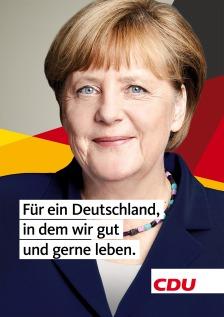 """""""Por una Alemania en la que vivamos bien y gustosos."""""""