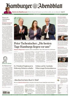 Hamburger Abendblatt - 26.3.2018