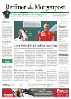 Berliner Morgenpost - 26.3.2018
