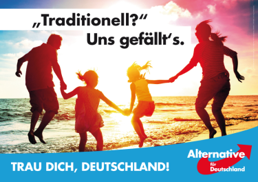 """¿Tradicional? Nos gusta. ¡Atrévete Alemania!"""