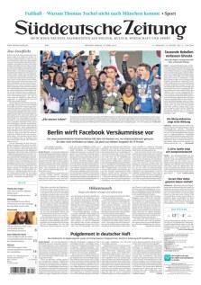 Süddeutsche Zeitung- 26.3.2018